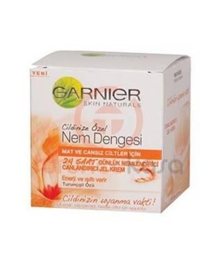 Garnier Nem Dengesi Krem Mat Ve Cansız Ciltler 50 ml