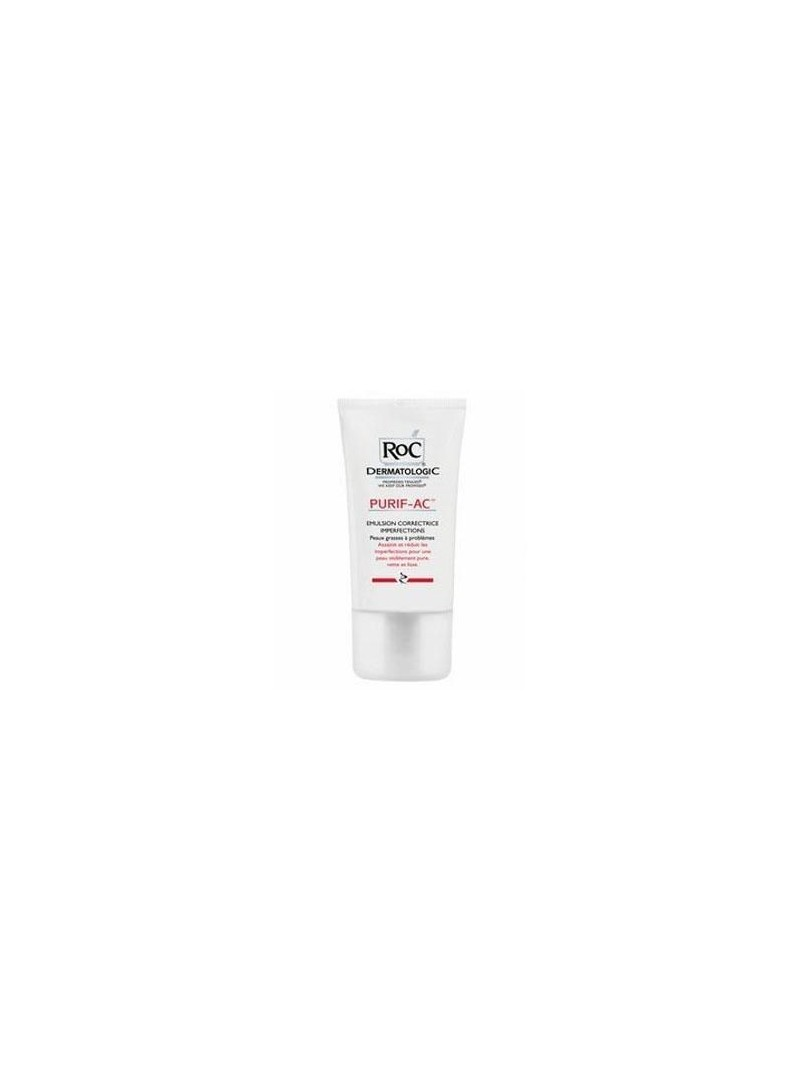 Roc Purif AC Blemish Correcting Emulsion 40 ml