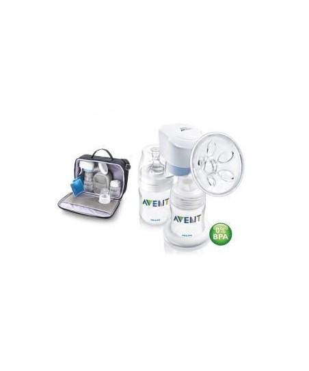 Philips Avent Göğüs Pompası Elektrikli-Çantalı (PP)