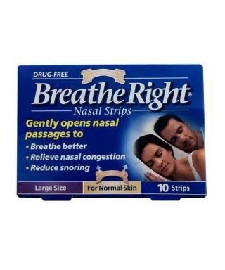 Breathe Right Burun Bandı Klasik Büyük Boy