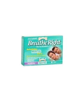 Breathe Right Burun Bandı Menthol Büyük Boy