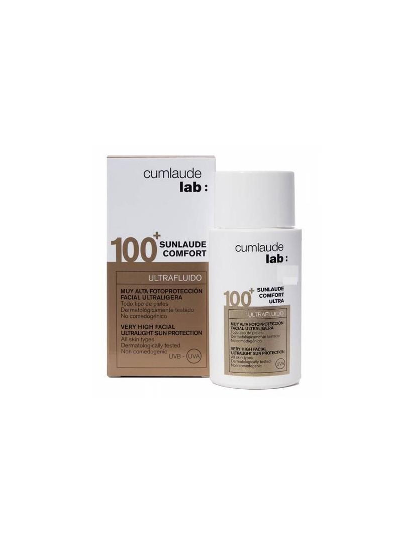 Cumlaude Lab Sunlaude SPF 100+ Comfort 50 ml