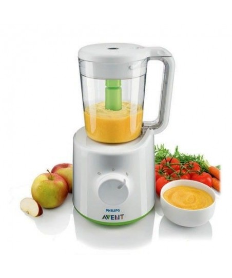 Philips Avent Wasabi Hızlı Pişirici ve Blender
