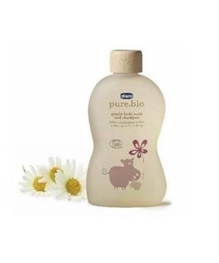 Chicco Pure Bio Hassas Saç Ve Vücut Şampuanı 200ml