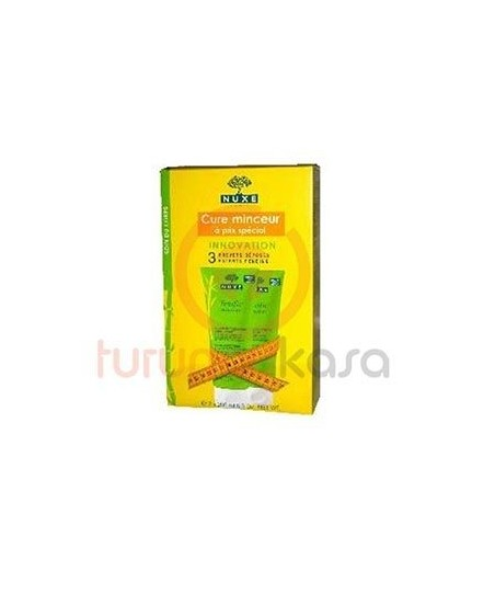 Nuxe Tonific Minceur Gel-Creme 200 ml x 2 Fırsat Paketi