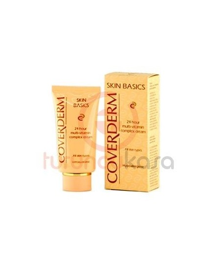 Coverderm Skin Basics Complex Cream