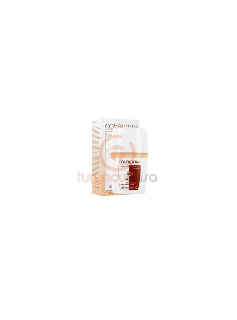 Coverderm Luminous Luminous Duo Pack Tri Active