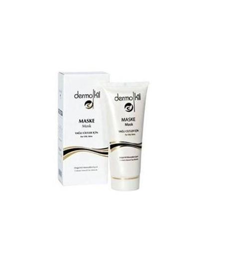 Dermokil Maske Yağlı Ciltler için 100 ml