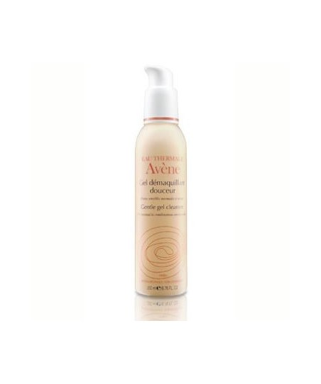 Avene Gel Demaquillant Douceur