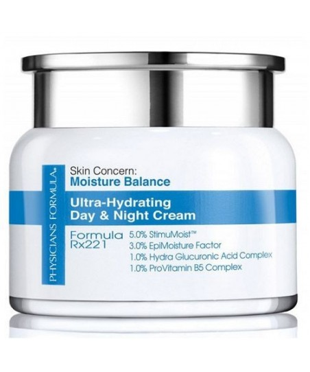Physicians Formula Ultra Hydrating Day & Night Cream 48gr