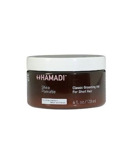 Hamadi Shea Pomade Classic Grooming Aid Briyantin Klasik Bakım Desteği (Kısa Saçlar İçin)