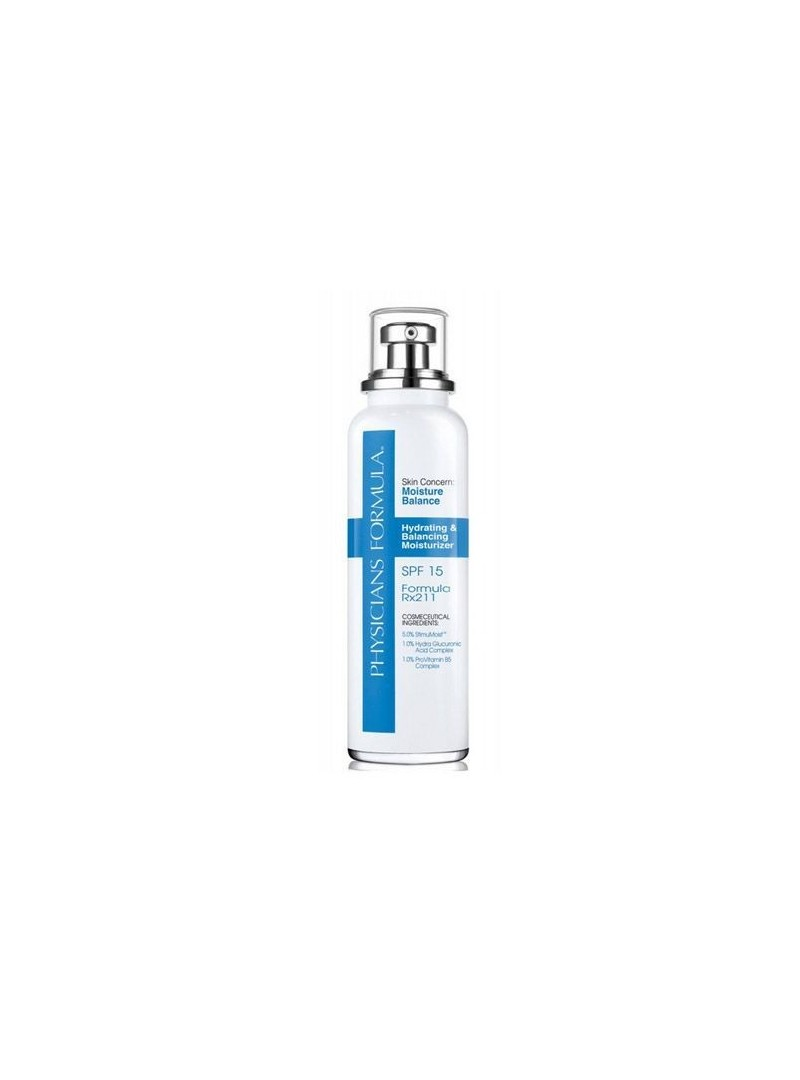 Physicians Formula Hydrating & Balancing Moisturizer SPF 15 50ml