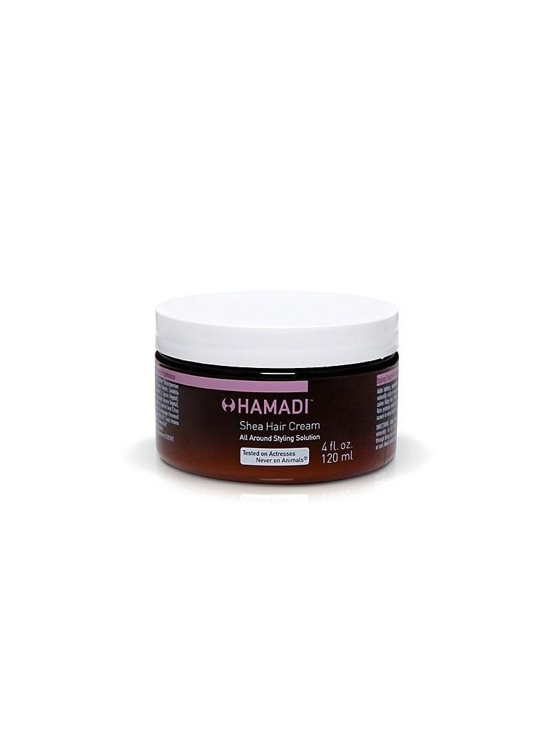 Hamadi Shea Hair Cream All Around Styling Solution Saç Kremi Tam Şekillendirme Çözümü 120ml