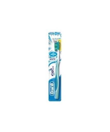 Oral B Advantage 3D White Diş Fırçası(Yeşil-Pembe)