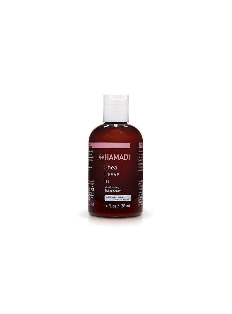 Hamadi Shea Leave In Moisturizing Styling Cream Durulanmayan Nemlendirici Şekillendirici Krem 120ml