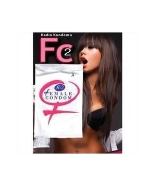 FC2 Kadın Prezervatifi (1 Adet)