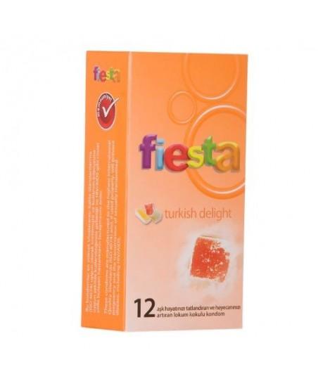 Fiesta Delight Prezervatif 12 Adet
