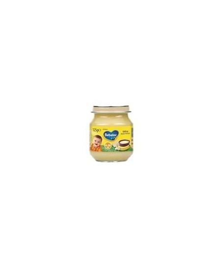 Bebelac Sütlaç Muzlu Pirinçli 125 gr Kavanoz Maması