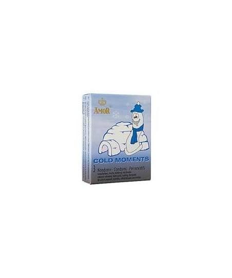 Amor ColdMoments Prezervatif 3 Adet
