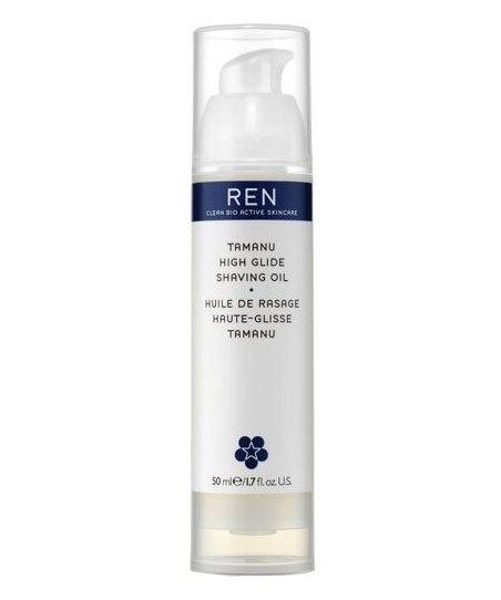 Ren Tamanu High Glide Shaving Oil 50 ml Traş Yağı