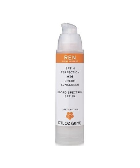 Ren Satin Perfection BB Cream SPF 15 50 ml Nemlendirici BB Krem