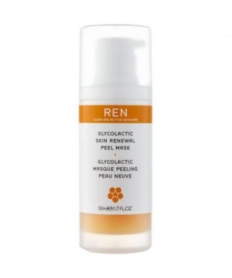 REN Glycolactic Skin Renewal Peel Mask Meyve Asitli Cilt Yenileyici Peeling Maske
