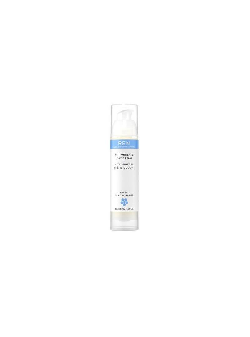 REN Vita-Mineral Radiant Day Cream Vita-Mineral Canlandırıcı Gündüz kremi