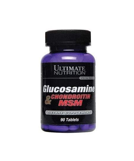Ultimate Glucosamine & Chondroitin With MSM 90 tablet