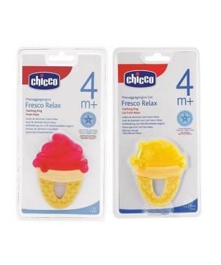 Chicco Dondurma Şekilli Diş Kaşıyıcı
