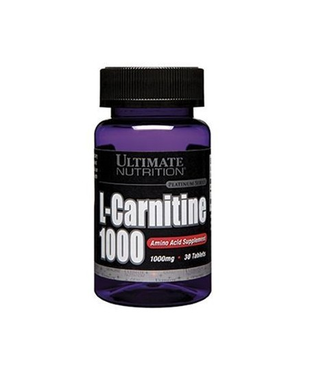 Ultimate L-Carnitine 1000 mg