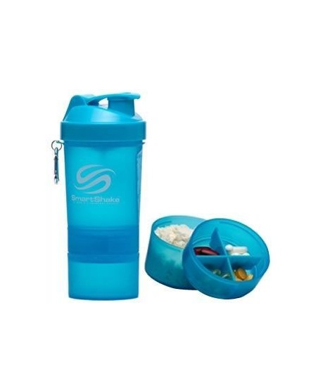 Smart Shake Neon Blue