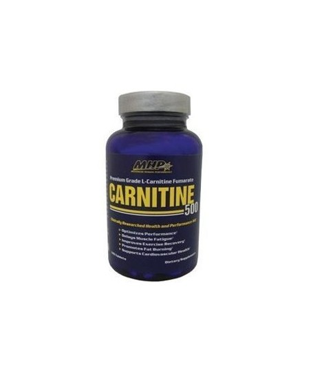 Mhp Carnitine 500 mg  120 tablet