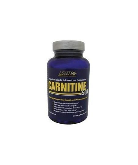 Mhp Carnitine 500 mg  120 tablet