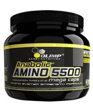 Olimp Anabolic Amino 5500 400 Kapsül