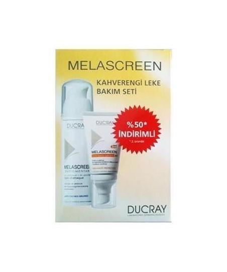 Ducray Melascreen Kahverengi Leke Bakım Seti (Depigmentant + Emulsion Solaire)