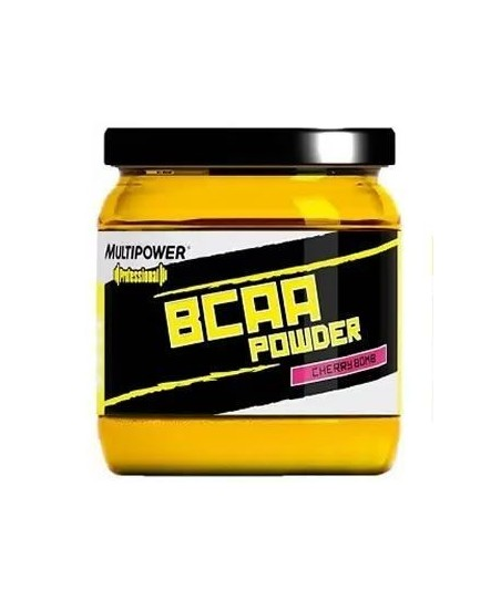 Multipower Bcaa Powder Cherry Bomb