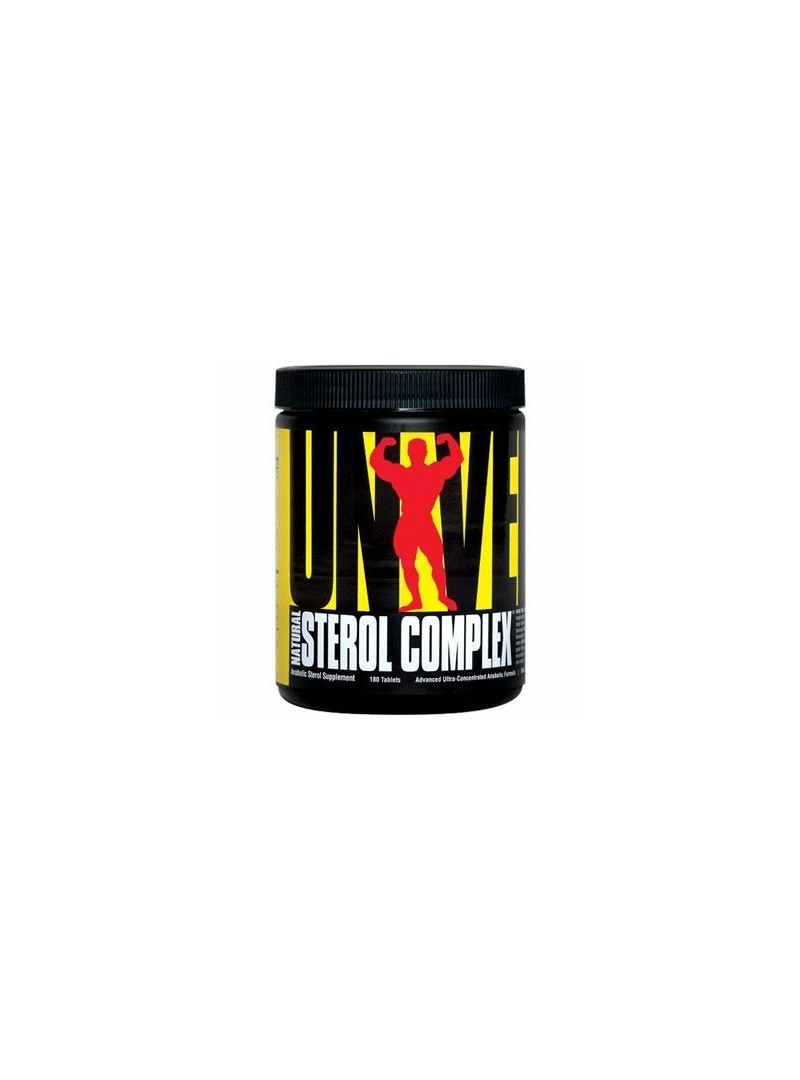 Universal Natural Sterol Complex 180 Tablets