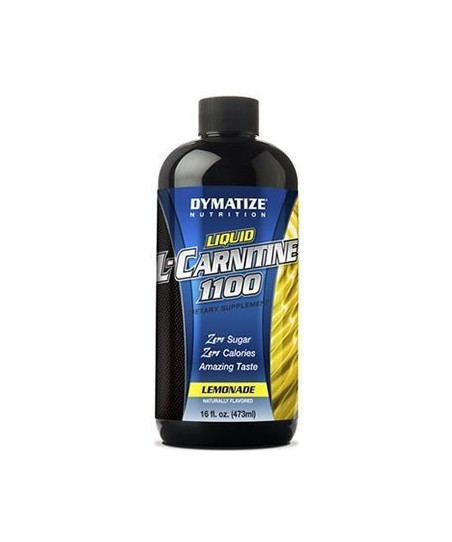 Dymatize L-Carnitine Liquid 473ml Lemonade