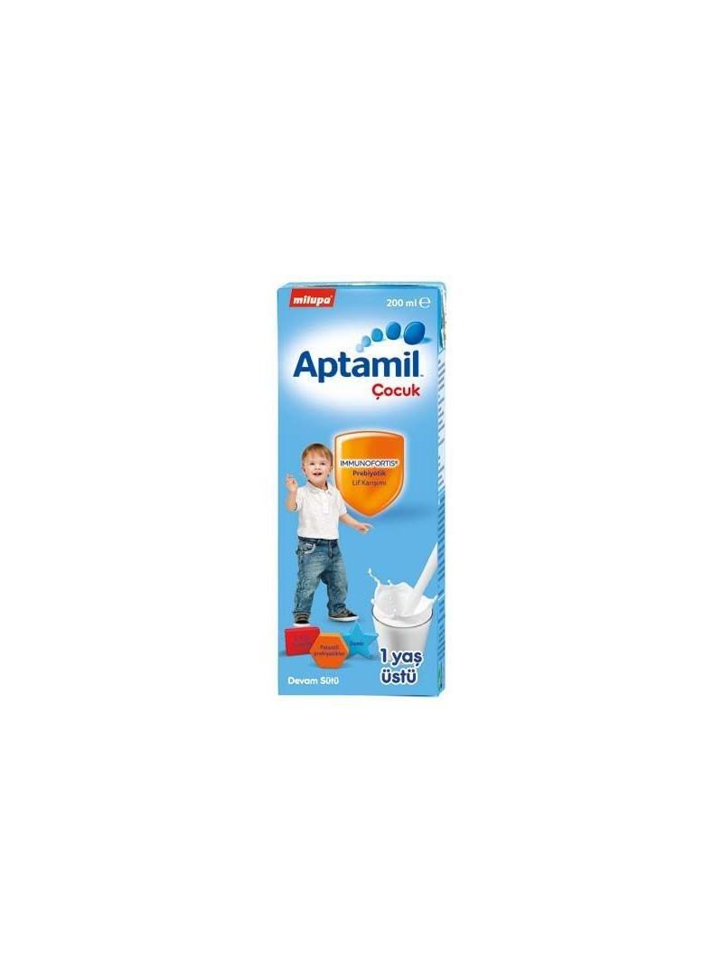 Milupa Aptamil Junior Devam Sütü 200 ml