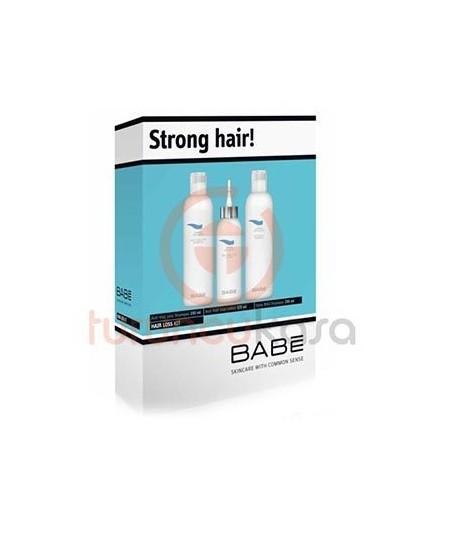 Babe Saç Dökülmesini Önleyici Kit