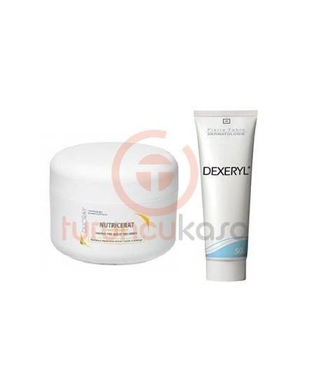 Ducray Nutricerat Maske + Dexeryl 50 ml Hediye