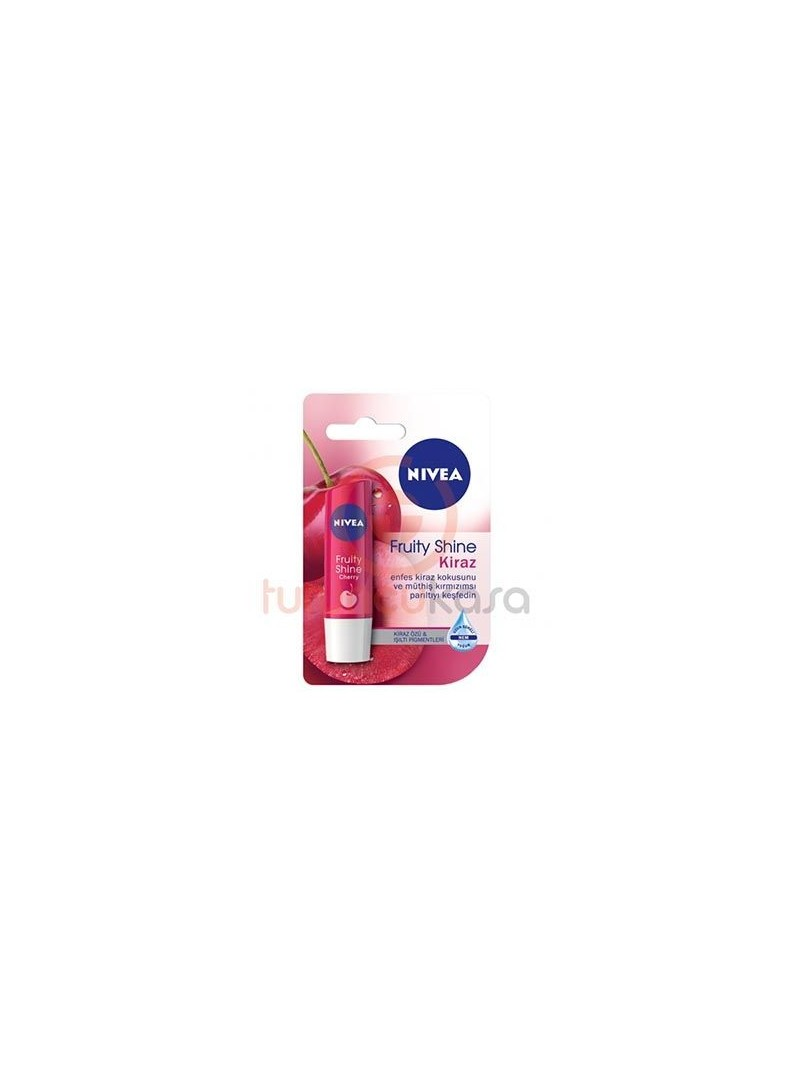 Nivea Fruity Shine Kiraz Lip Stick