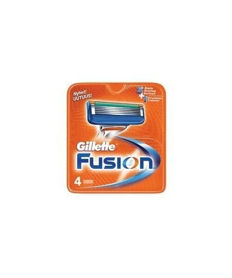 Gillette Fusion Bıçak 4'lü Yedek