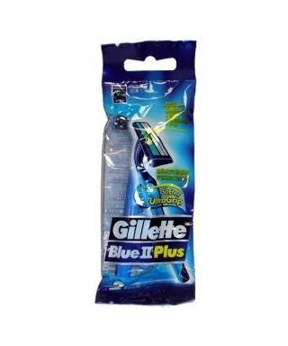 Gillette Blue II Plus 5'li Kullan At Poşet