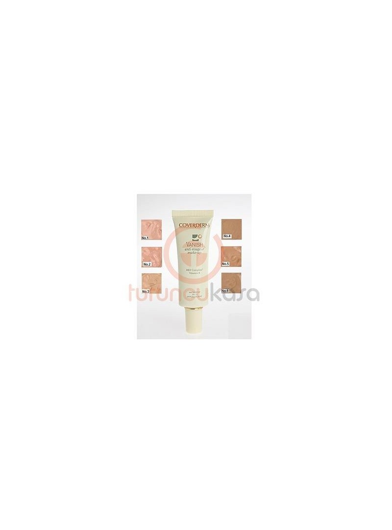 Coverderm Vanish Make-Up 30 ml