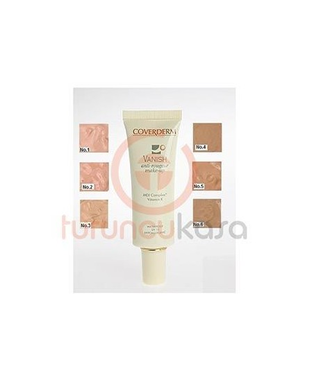 Coverderm Vanish Make-Up 30 ml