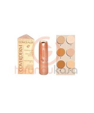 Coverderm Concealer Waterproof With Anti Aging Spf 30