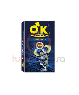 Okey Hisset Fenerbahçe 10 Adet