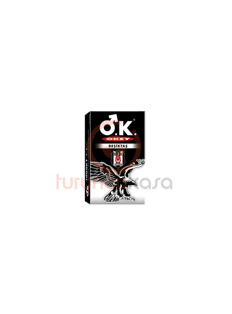 Okey Hisset Beşiktaş 10 Adet