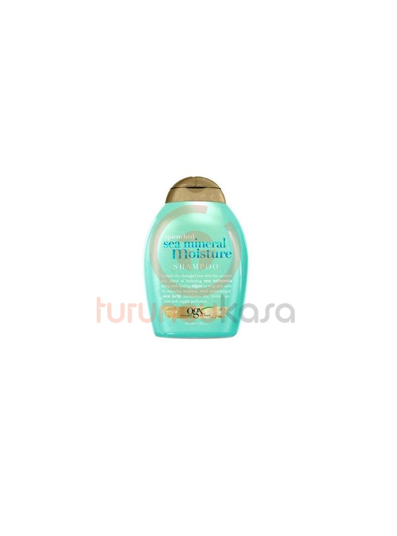 Organix Sea Mineral Moisture Shampoo 385ml